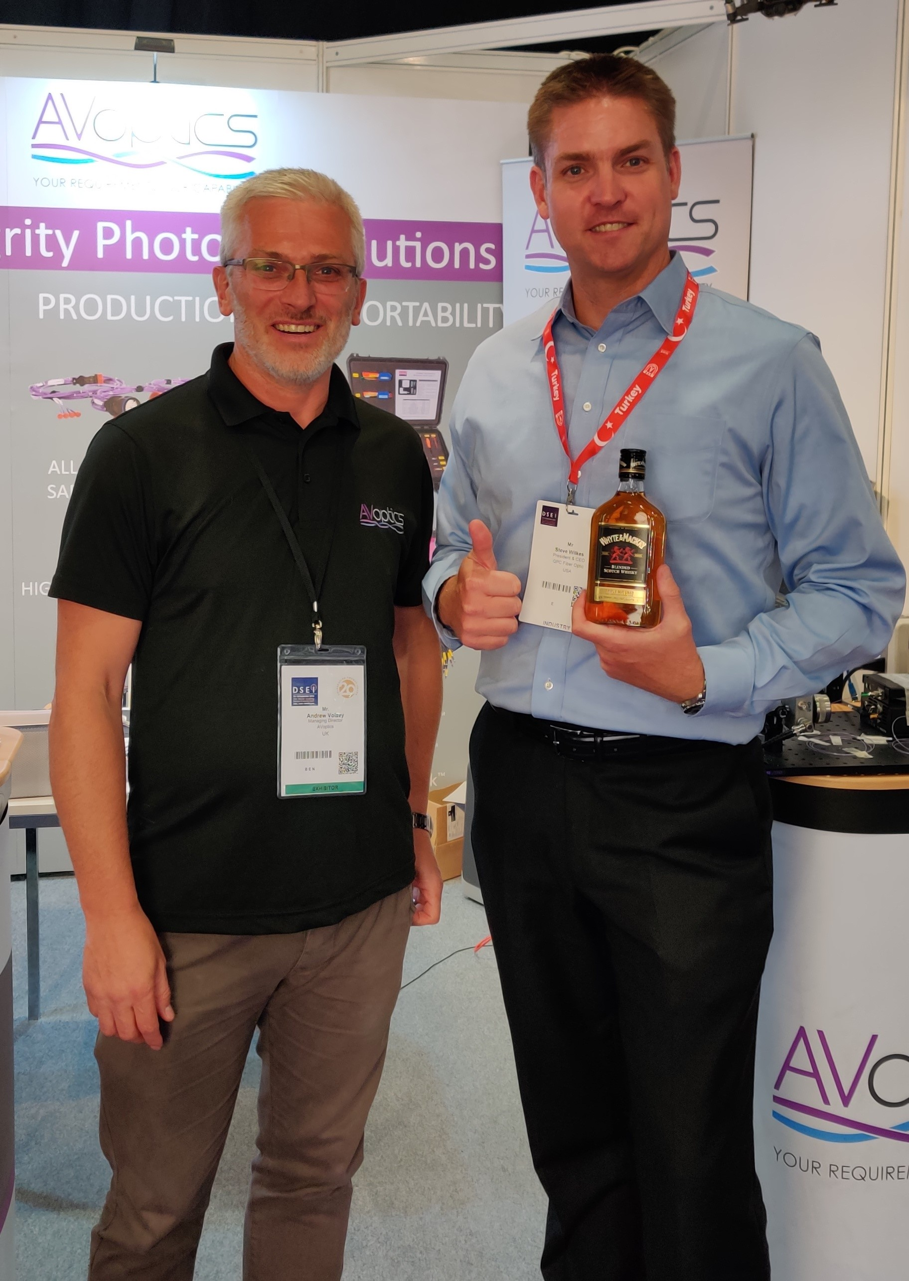 DSEI Competition Winner
